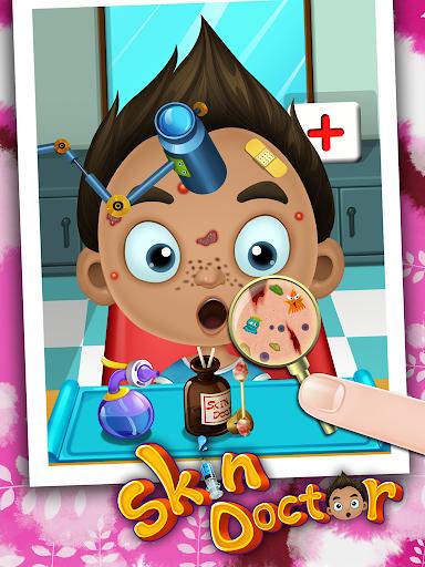 皮膚醫生-兒童遊戲