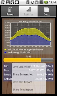 SolarMeter solar panel planner- screenshot thumbnail