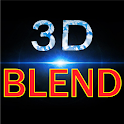 3D Blender View RS