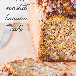 Honey Roasted Banana Bread {dairy free}