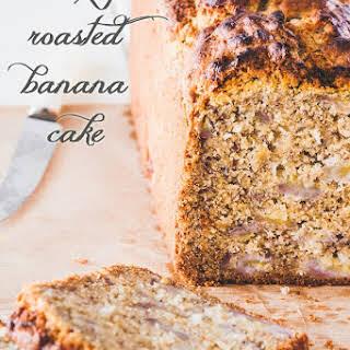 Honey Roasted Banana Bread {dairy free}.