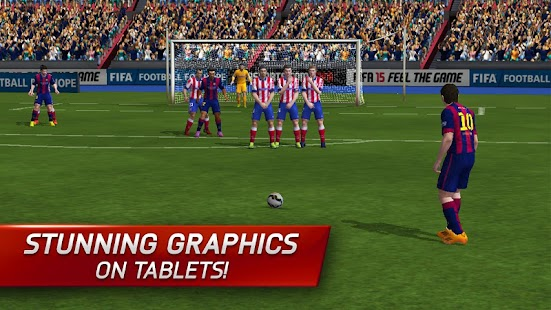 FIFA 15 Ultimate Team - screenshot thumbnail