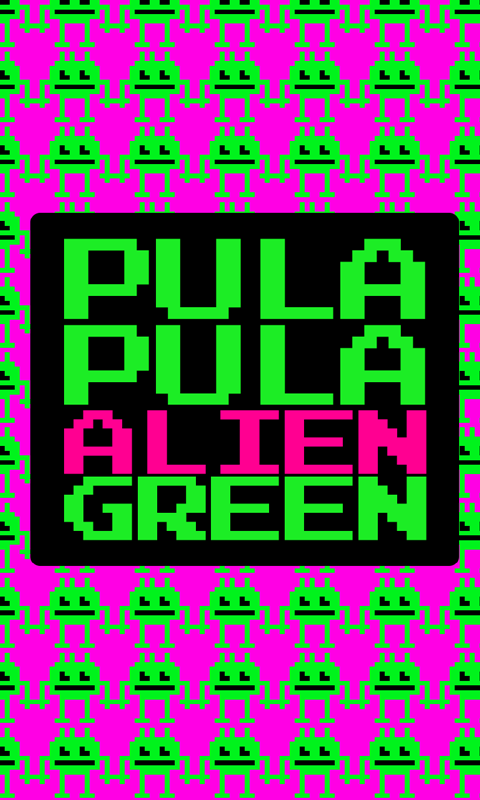 pulapula alien green- screenshot
