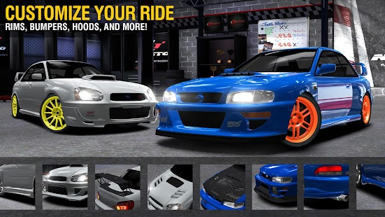 Racing Rivals Screenshot 13