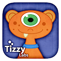 Tizzy Monster Pet Vet icon