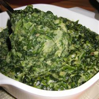 Creamed Spinach With Cream Of Mushroom Soup Recipes.