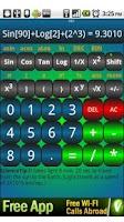 Screenshot of Calculator with shake