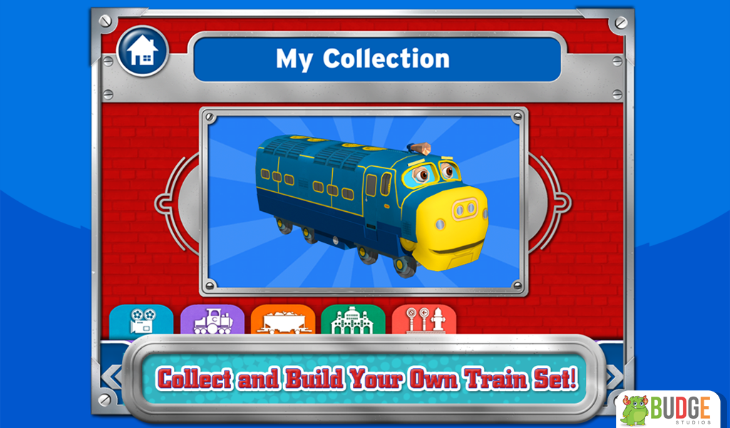 Chuggington: Kids Train Game- screenshot