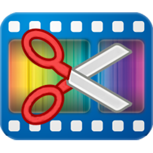 AndroVid Video Editor Logo