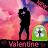 GO Locker Valentine Day logo