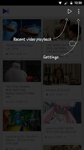 KMPlayer (Play, HD, Video) - screenshot thumbnail