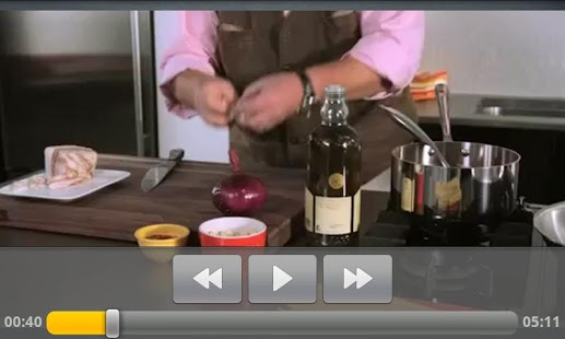 Mario Batali Cooks!- screenshot thumbnail