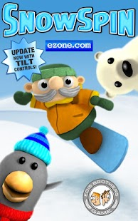 Snow Spin: Snowboard Adventure- screenshot thumbnail