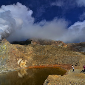Mountain People by Deny Satria - Landscapes Mountains & Hills