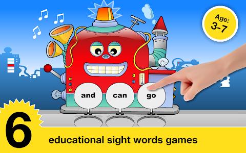 Sight Words Games & Flash card v1.70