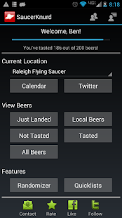 Flying Saucer UFO Club - screenshot thumbnail