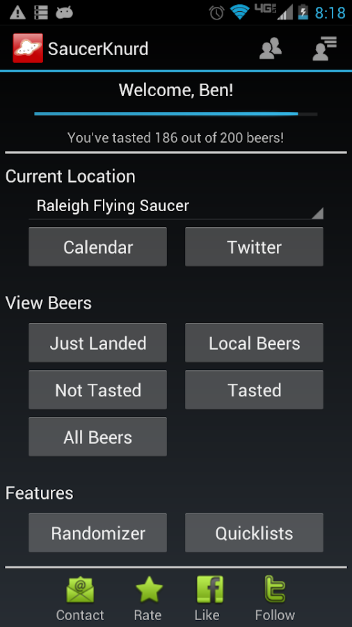 Flying Saucer UFO Club - screenshot