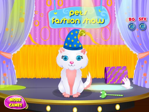 【免費休閒App】寵物展少女遊戲-APP點子