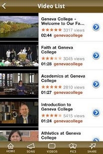 Geneva College - screenshot thumbnail