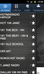 HIPHOP RADIO - screenshot thumbnail