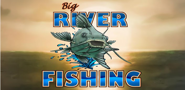 Play big river fishing 3d game online big river fishing 3d for River fishing games