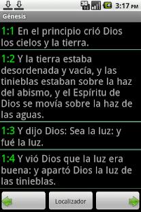 Portuguese Bible - screenshot thumbnail