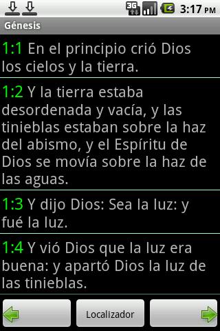 Portuguese Bible - screenshot