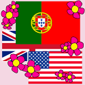 Portuguese-English Dictionary icon