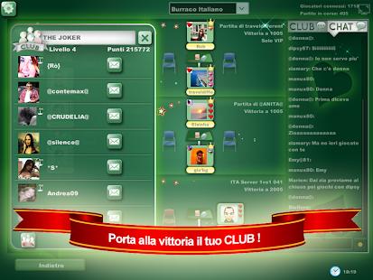 Burraco e Pinelle Online- screenshot thumbnail