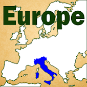 Country Name - Europe