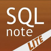 SQL note for Android