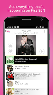 Kiss 95.1- screenshot thumbnail