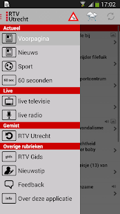 RTV Utrecht - screenshot thumbnail