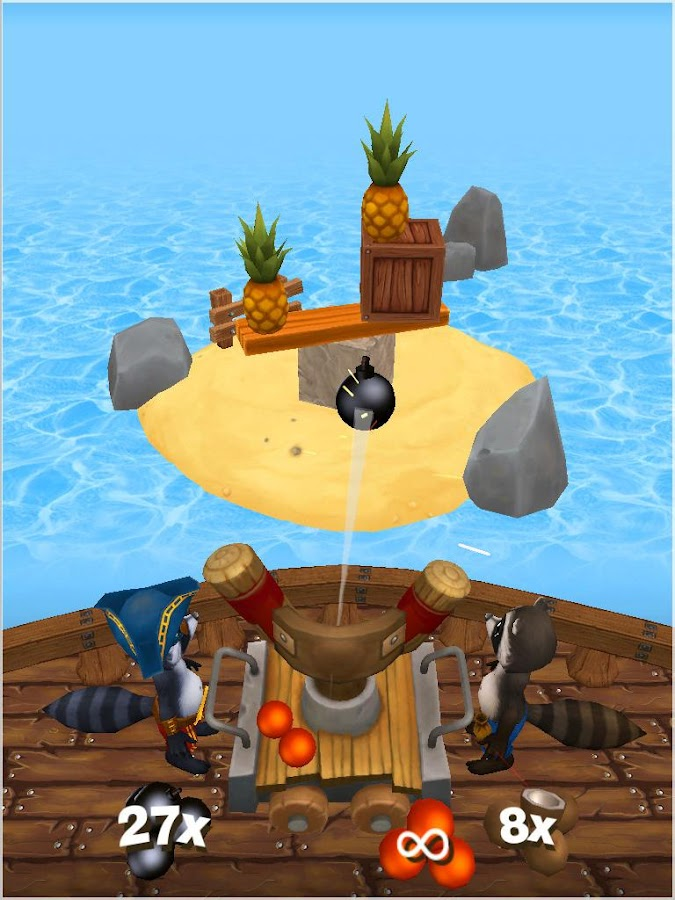 Raccoon Rumble: Splash Rescue- screenshot
