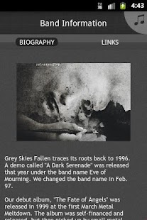 Grey Skies Fallen - screenshot thumbnail