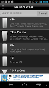 Mixology™ Drink Recipes Screenshot 7