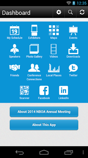玩書籍App|2014 NBOA Annual Meeting免費|APP試玩