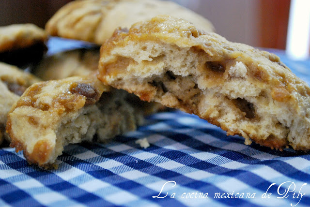 Semita Sweet Piloncillo Rolls Recipe