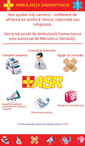 ASR Ambulance Call Center