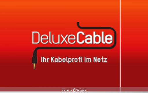 【免費購物App】Deluxecable-APP點子