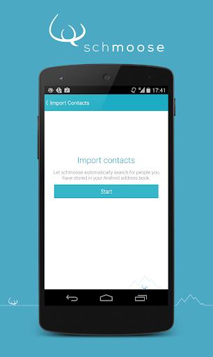 schmoose Contact Access