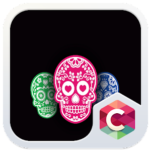 DÍA DE MUERTOS LAUNCHER THEME download