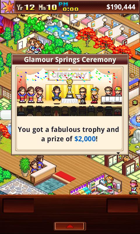 Hot Springs Story screenshot #9