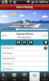 Audio Guide Istanbul- ekran görüntüsü küçük resmi