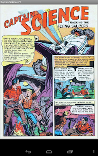 Comic: Captain Science