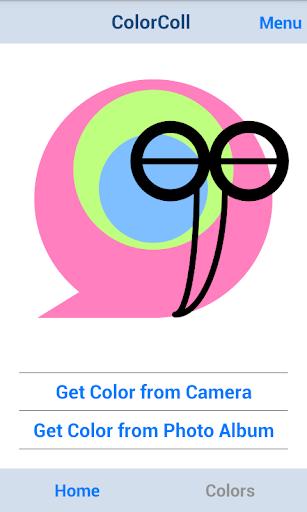 ColorColl - Color Picker App -