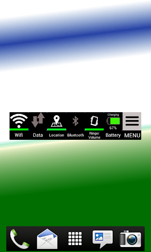 JPS Switch Widget