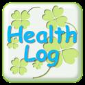 HealthLog Free logo
