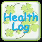 ヘルスろぐ Free(健康・運動・体重・血圧管理) icon