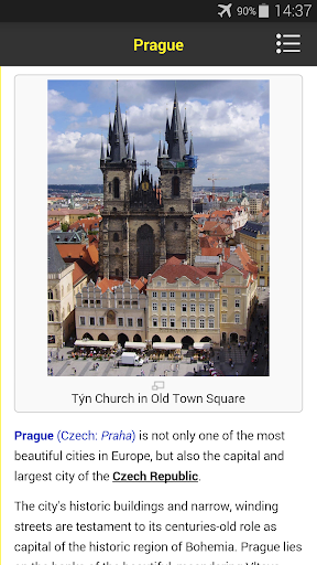 Czech Travel Guide With Me